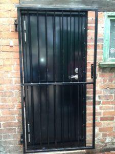 Home Security Steel Door Frames