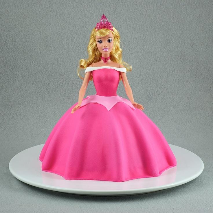 Disney Aurora Cakes