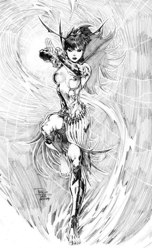 Awesome Art Picks: Havok, Wolverine, Zatanna, and More - Comic Vine