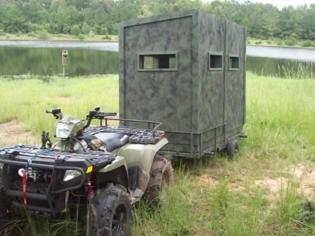 Mobile Deer Blind Texasbowhunter Com Community