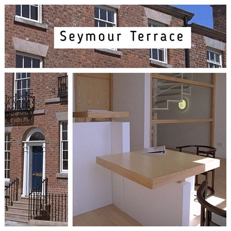 Throwback Thursday presents, Seymour Terrace our self designed original Liverpool Office #referb #office #Architecture