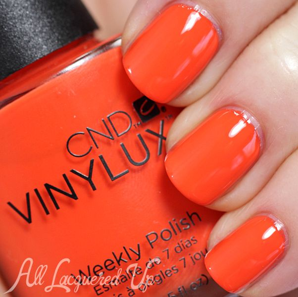 how to use cnd vinylux