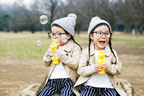 大人気双子のりんあんちゃんが着こなす おしゃれで可愛いリンクコーデ|UNIQLO TL|ユニクロ