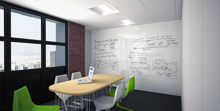 Rendering by mp-architects with MYTO chairs, design Konstantin Grcic. Download 2D&3D data here: http://www.plank.it/product/myto-chair/