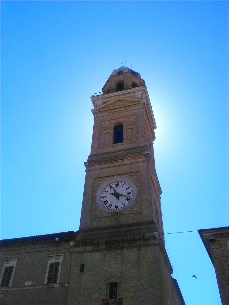 Torre civica. MACERATA