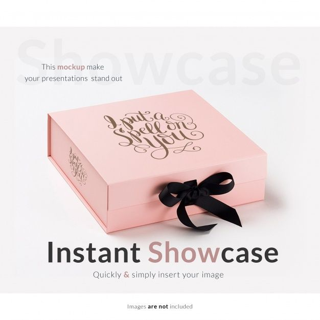 Download Download Pink Gift Box Mock Up For Free Pink Gift Box Gift Box Design Pink Gifts