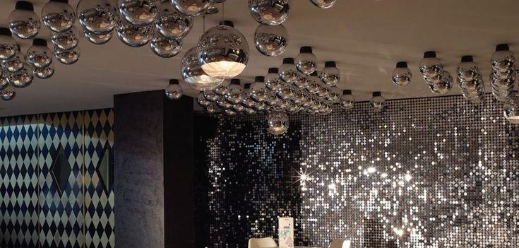 Потолочный светильник Mirror Ball