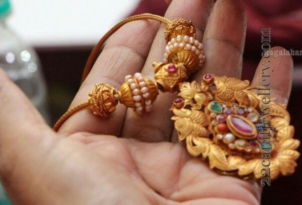 Light weight temple jewellery | Necklace