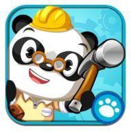 Het is tijd om de handen uit de mouwen te steken met Dr. Panda's Klusjesman! Hamers, sleutels, tangen en meer liggen klaar voor u en uw kind om Dr. Panda te helpen om verschillende klusjes te klaren, van het bouwen van een muur tot het installeren van een badkuip. Er zijn meer dan 13 verschillende activiteiten waar je schattige dieren families kunt helpen met klussen zoals het in elkaar zetten van een bed, het repareren van een stoel, enz