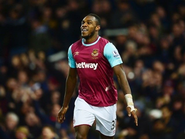 Michail Antonio delighted to have scored first PL goal at London Stadium