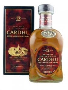 Cardhu 12 year old: http://mymaltwhiskys.wordpress.com/2011/06/15/cardhu-12-year-old/