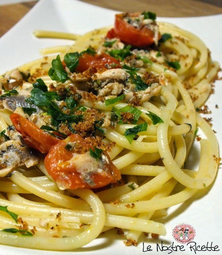 Le nostre Ricette: Pasta con le sarde