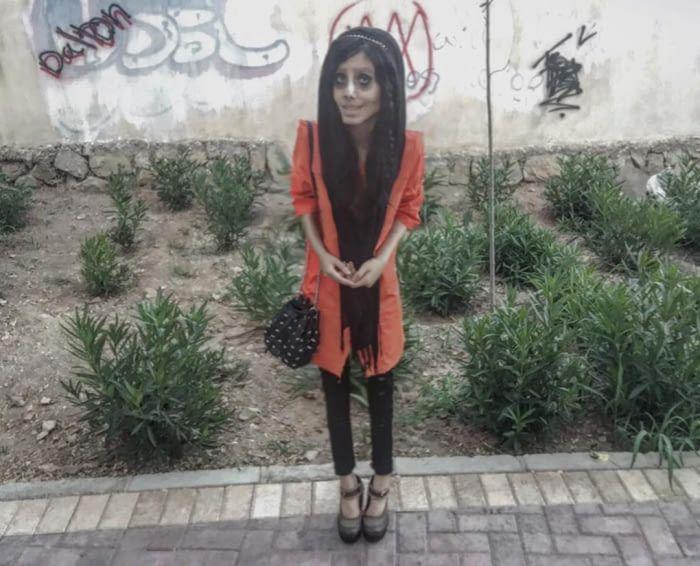 Dieta extrema. - <p>Se dice que Sahar mantiene una muy estricta y poco saludable dieta para mantener un peso de 40 kilos.</p>