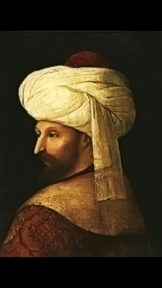 Osmanlı....Fatih Sultan Mehmet