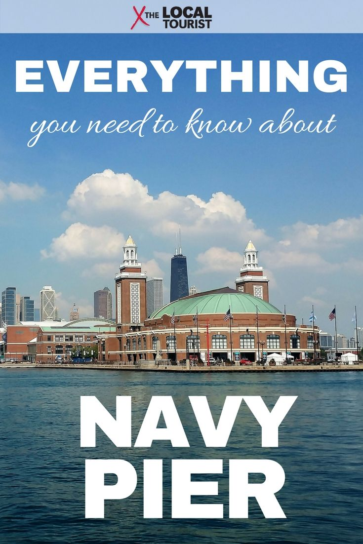 Navy Pier is one of Chicago's most popular destinations for a multitude of reasons. Visitors can experience everything from fast food to fine dining, cover bands to Shakespeare, speedboats to serene sailing. It's 50 acres of excitement and variety, and this guide will help you to truly feel like a Local Tourist, to help you enjoy and respect everything it has to offer.