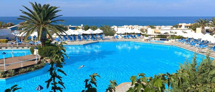 Aldemar Hotels & Spa | Knossos Royal family resort in Heraklion Crete