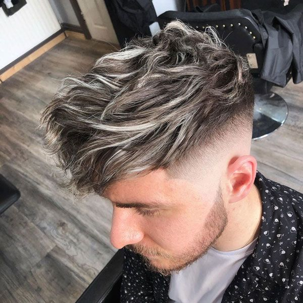 59 Hot Blonde Hairstyles For Men 2020 Styles For Blonde Hair Men Blonde Hair Men Hair Color Dark Hair With Highlights