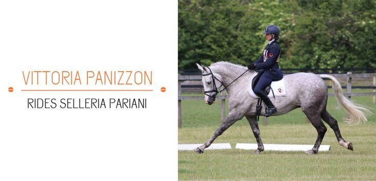 Vittoria Panizzon - rides #SelleriaPariani