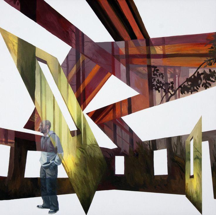 Anna Caruso | acrilico su tela, 2014