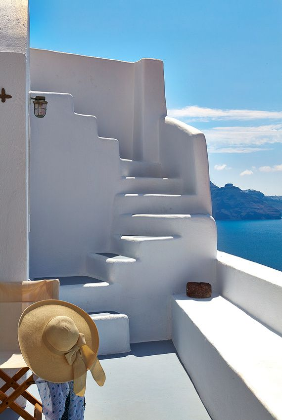 Santorini Villa , Greece