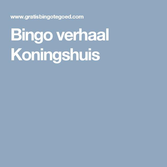 Bingo verhaal Koningshuis