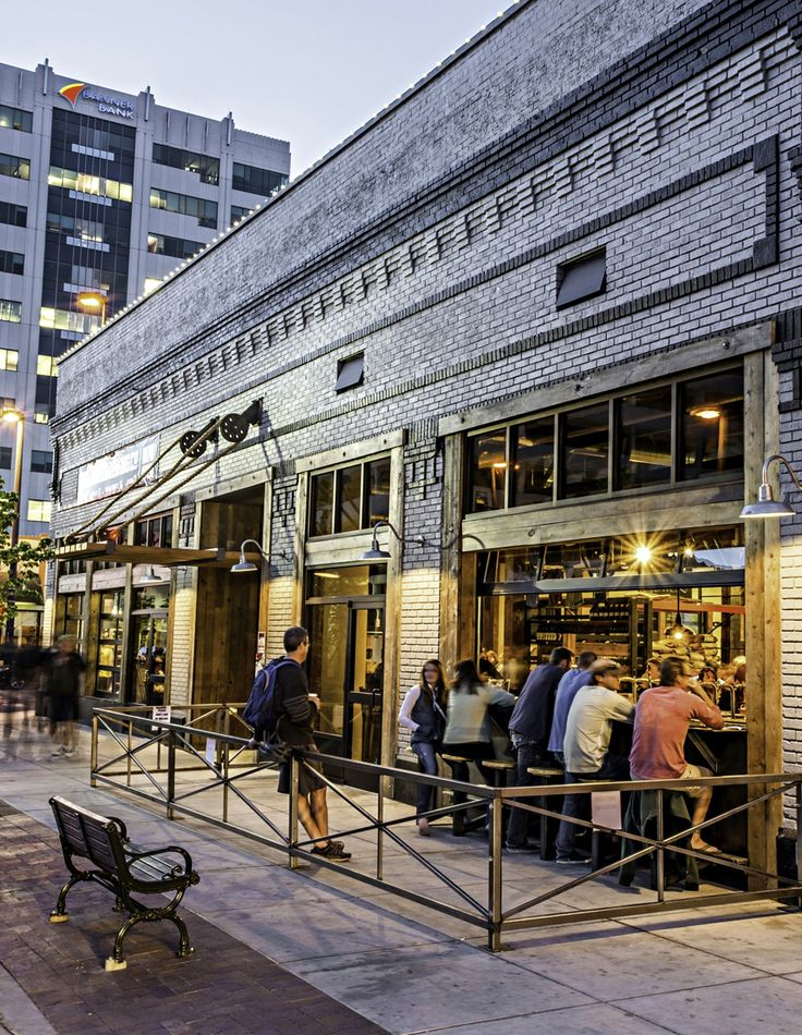10 Barrel Brew Pub is Boise, Idaho's newest social hub. This renovated building originally housed an auto repair shop back... View Article