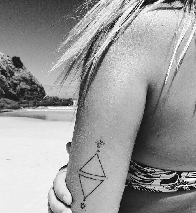 Un triangle a tellement de significations différentes... Quelle est la votre ?