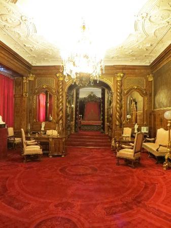 peles castle bedroom of my dreams places pinterest peles castle castle bedroom and castles - Multi Castle Interior