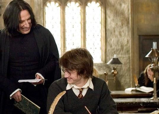 Alan Rickman: Read the late actor's heartfelt goodbye letter to Professor Snape and Harry Potter fans | News | Culture | The Independent