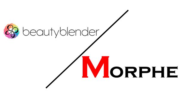 Comparing the Beauty Blender pro to the Morphe Flawless sponge ...