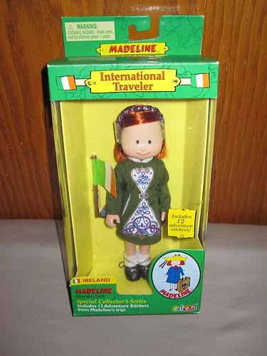 52405d01bad3 International Madeline Eden Doll Ireland Irish Step Dancer ...
