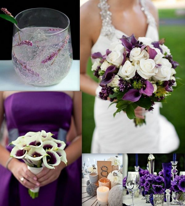 Very Classy And Elegant Definitely An Option Wedding Color