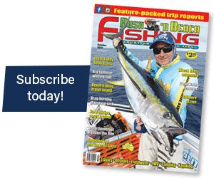 Fishing Articles - Bush 'n Beach Fishing Magazine