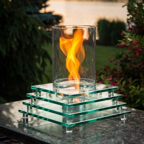 Outdoor GreatRoom Harmony Tabletop Fire Pit - Fire Pits at Hayneedle