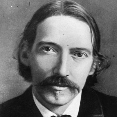 Robert Louis Stevenson November 13, 1850 - December 3, 1894__Sun in Scorpio, Moon in Pisces, Ascendant in Aquarius
