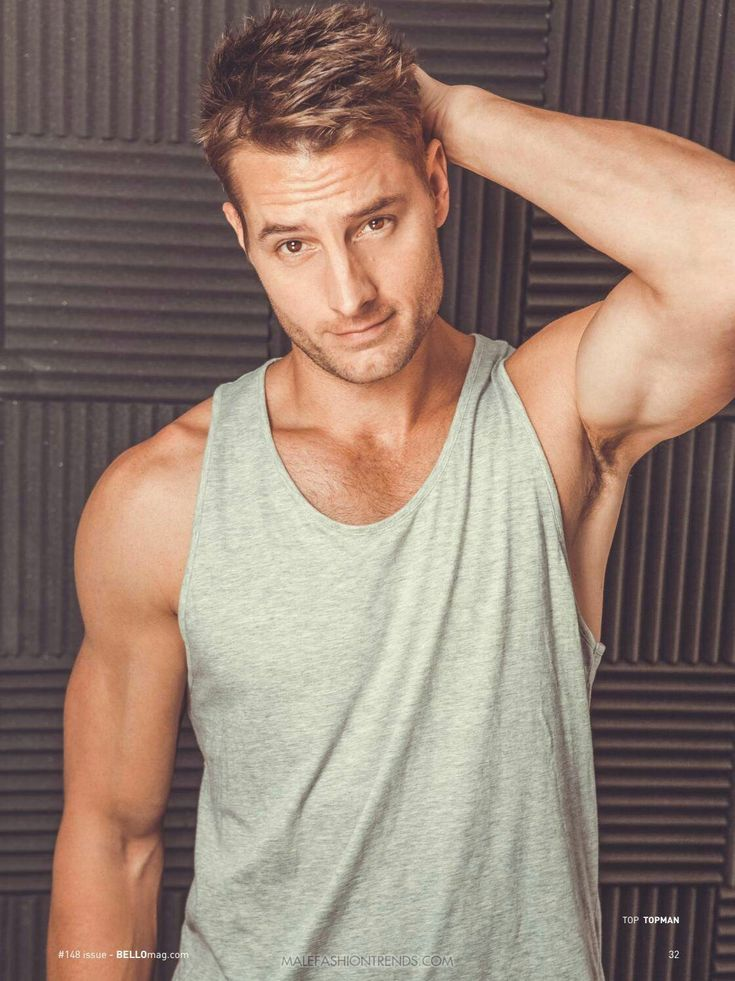 Justin Hartley by Aleksandar Tomovic for BELLO Magazine