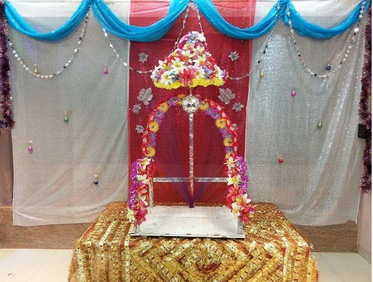 161 Best Images About Ganpati Decoration Ideas On