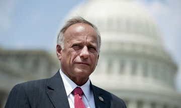 U.S. Rep. Steve King Tweets In Favor Of White Nationalism, Gets Little Pushback From Colleagues