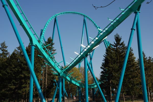 131 best images about Roller Coasters on Pinterest