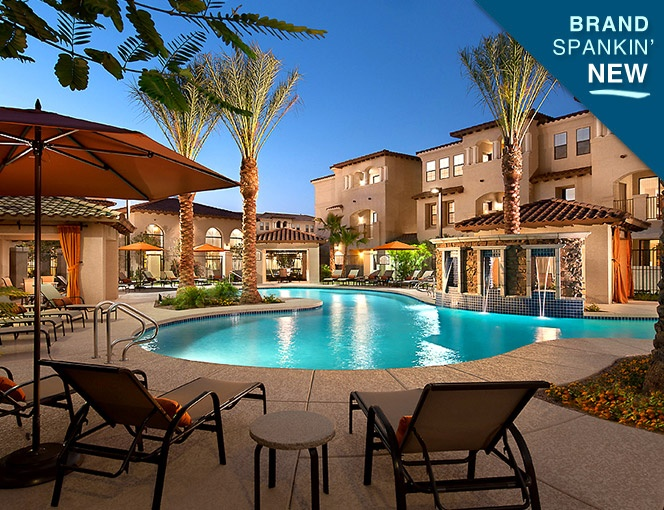 Awesome San Paseo, Mark Tayloru0027s Newest Luxury Apartments In Ahwatukee Phoenix, Is  A True Resort Community Located On The Grounds Of The Arizona Grand Resort  In ...