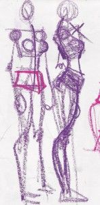 Laura Volpintesta fashion proportion gestures demonstration FashionIllustrationTribe#online fashion illustration and design INTENSIVE immersion course experience! Check it out!! I'm here for you. $750 tuition for a limited time includes your art supplies for fashion designers kit shipped to you. 15 week online semester created by Parsons fashion faculty of 17 years.