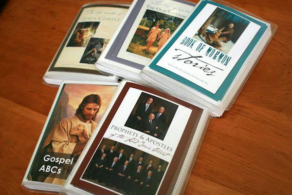 Printable church quiet books
