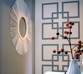 graphic statement wall - Walls Design