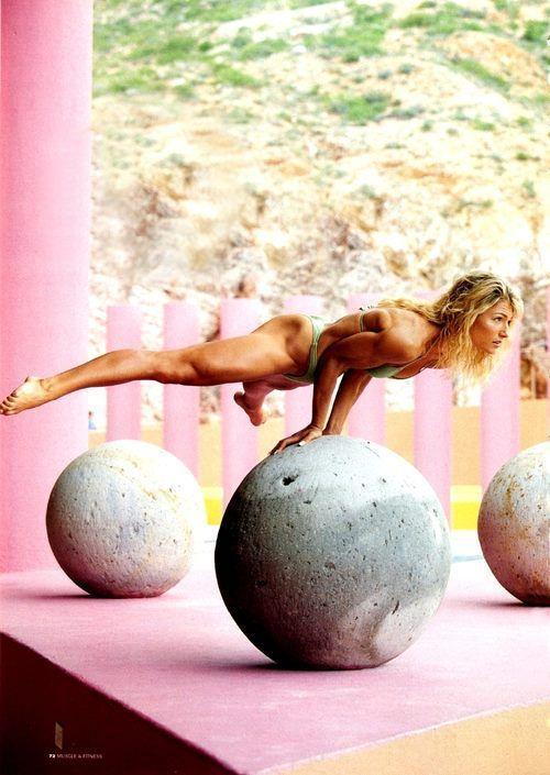 Yoga :: Poses + Workouts :: Mind Body Spirit :: Free your Wild :: See more Untamed Yogi Inspiration @untamedorganica