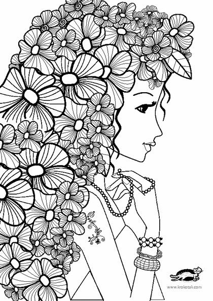 Anne Boyama Balonlar Doodle Coloring Coloring Pages For Kids Ve