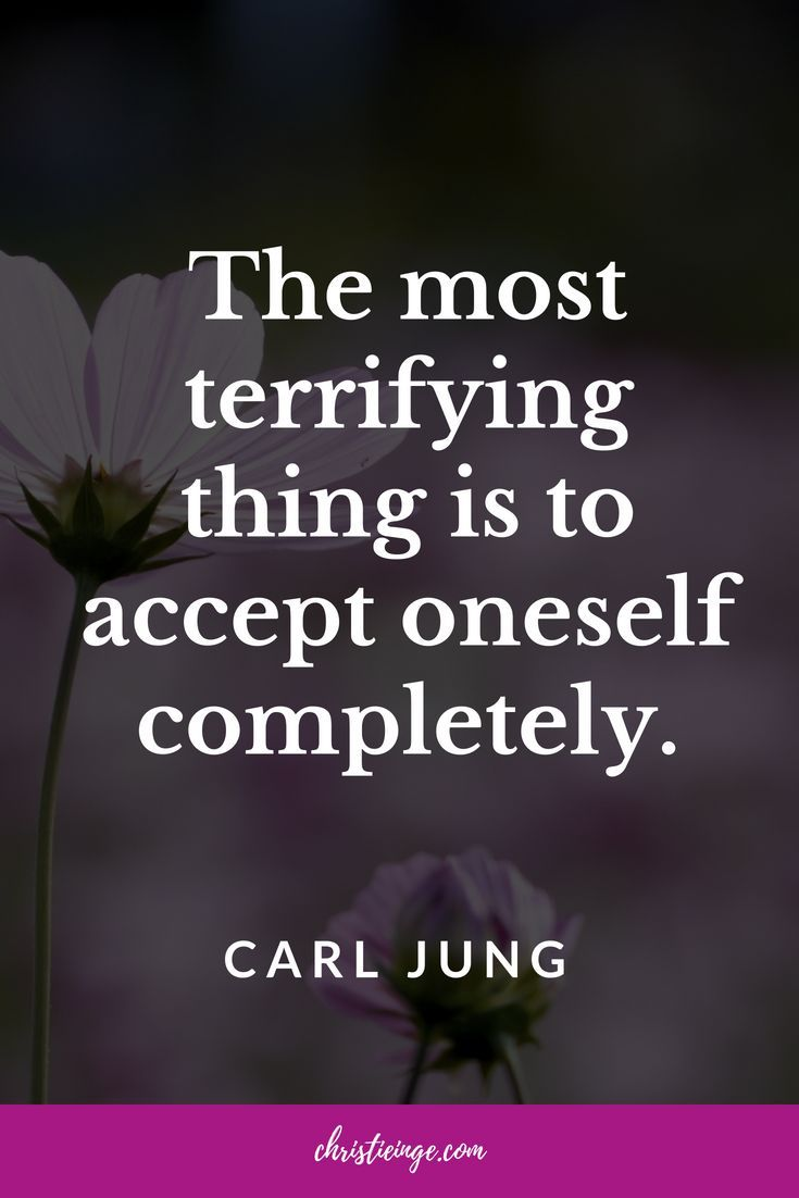 Acceptance Quotes Entrancing 5 Reasons Accepting Your Whole Self Really Matters  Inspirational .