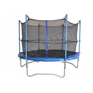 Trampoline Round 10ft with Enclosure Safety Net #Shoproads #onlineshopping #Outdoor Play Toys