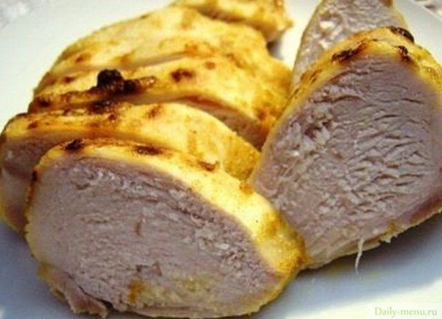 Пастрома из курицы с указанием калорийности и пищевой ценности
