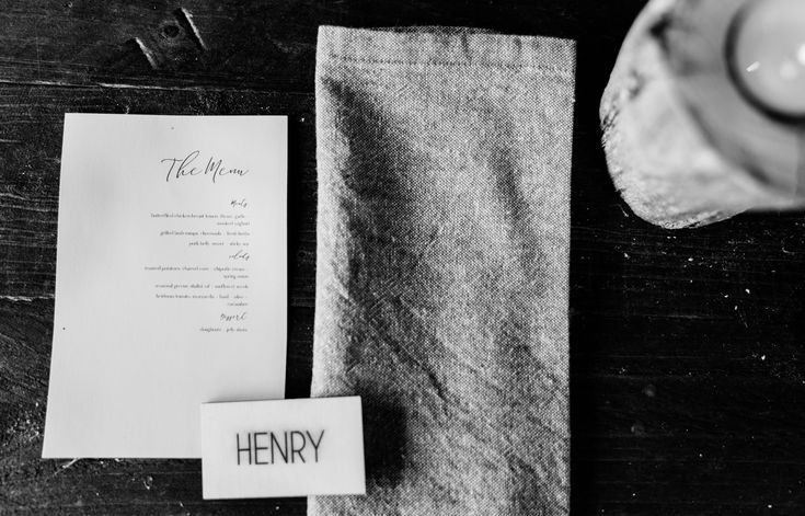 Grey napkins...Adorn Event Styling@Tailrace Centre