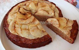 Torta di mele speziata di gordon ramsay